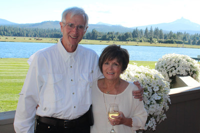 Dave and Ellen Dukehart, 2014 Persons of the Year