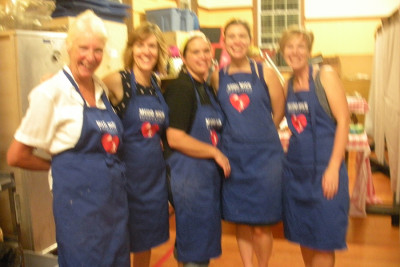 Precious Volunteers at 2014 Charity Dinner and Auction Event