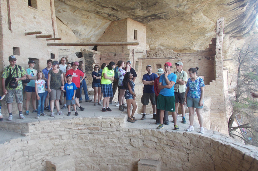 Crow Canyon Archeological Camp
