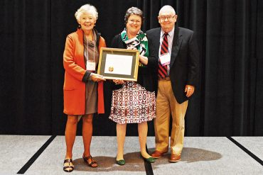 Governor's Volunteer Award for Lifetime Achievement