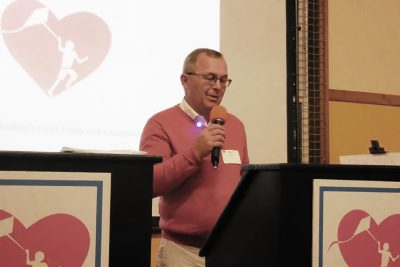 Paul Erlebach at 2016 Fundraising Event