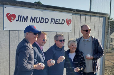 In Memory of Jim Mudd NKN's Baseball Field Was Named The Jim Mudd Field
