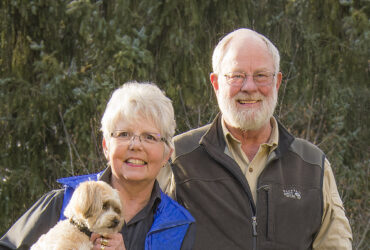 Jim and Kathy Hickey Recipients of the 2020 Jim and Lynn Mudd Service to Children Award